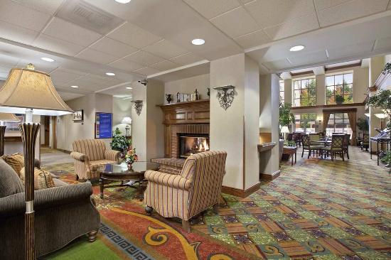 บีเวอร์ตัน, ออริกอน: Hotel Lobby