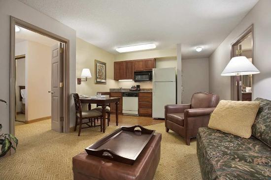 บีเวอร์ตัน, ออริกอน: Suite Living Area