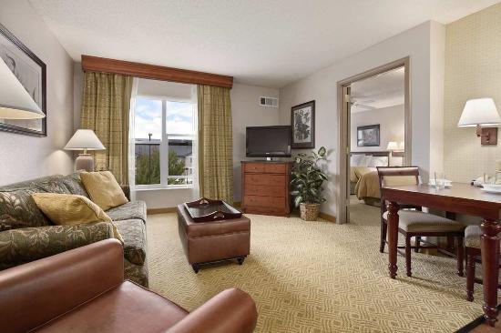 บีเวอร์ตัน, ออริกอน: 1 King Bed, 1 Bedroom Suite