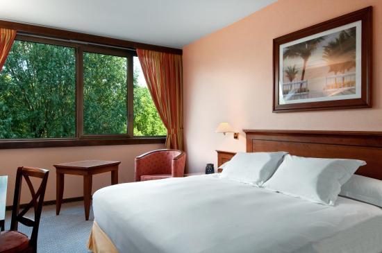 Hilton Strasbourg: King Guest Room