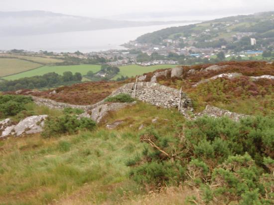 Haste ye back - Isle of Bute (Family home in Scotland)