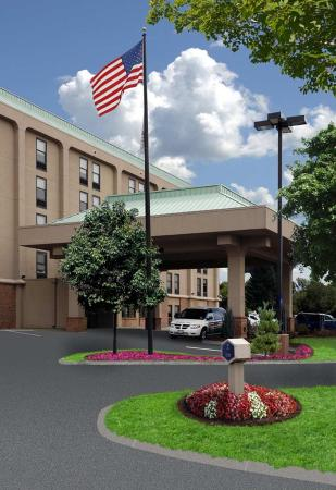 Welcome to Hampton Inn Boston/Marlborough!
