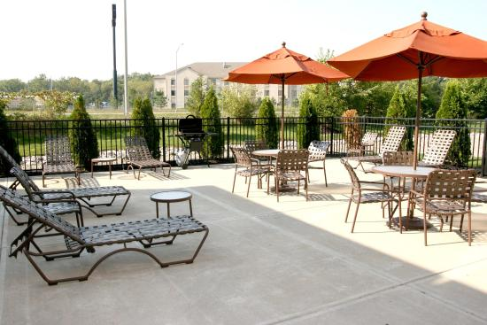 Brownsburg, IN: Patio