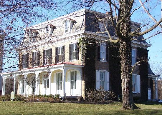 Warrington, بنسيلفانيا: Manor House