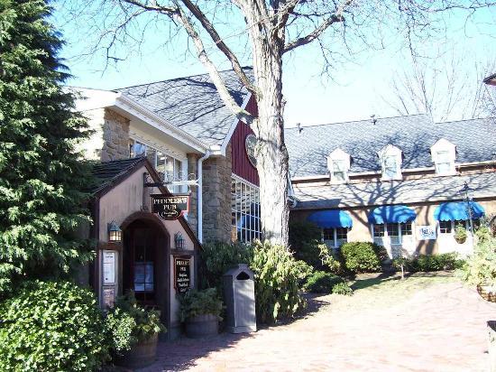 Warrington, بنسيلفانيا: Peddler's Pub