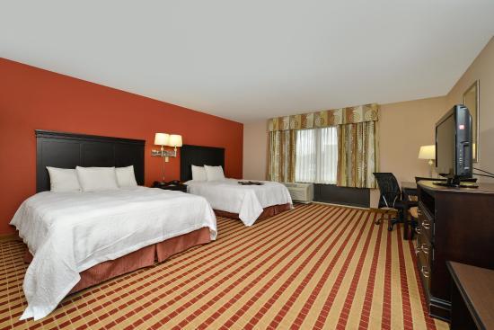 Clarion, Pensilvanya: 2 Queen Accessible Beds