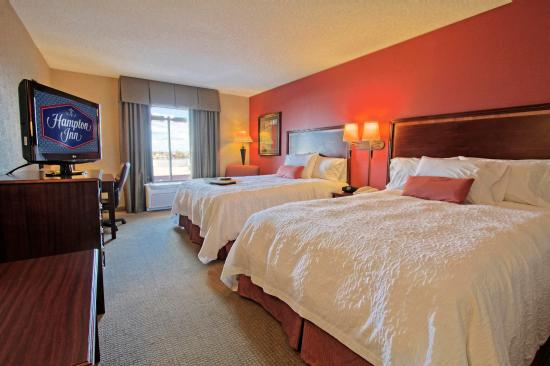 Siloam Springs, AR: Two Queen Beds