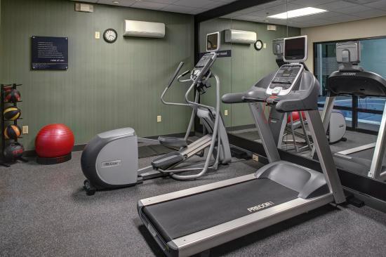 Midlothian, VA: Fitness Center
