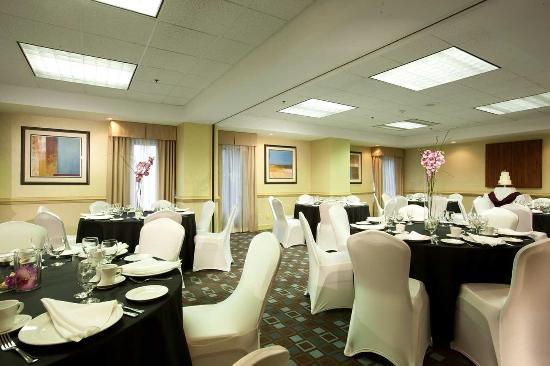 Pennsville, Nueva Jersey: Ballroom - Event Setup
