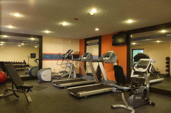 Pennsville, NJ: Fitness Center