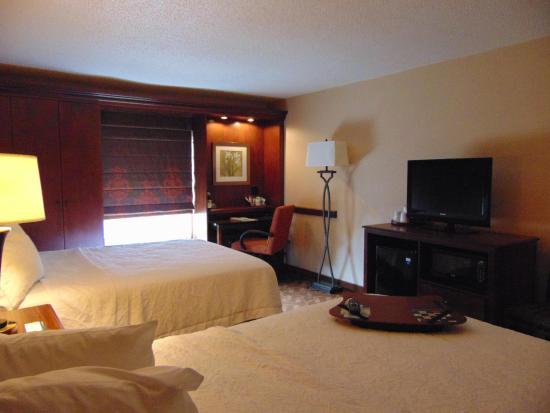 Streetsboro, Οχάιο: 2 Queen Bed Guest Room