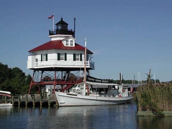 Hampton Inn Lexington Park: The Calvert Marine Museum