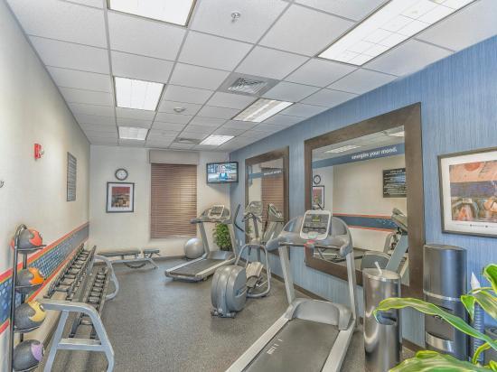 Belmont, Carolina del Norte: Fitness Center
