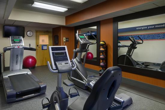 Chambersburg, Πενσυλβάνια: Fitness Center