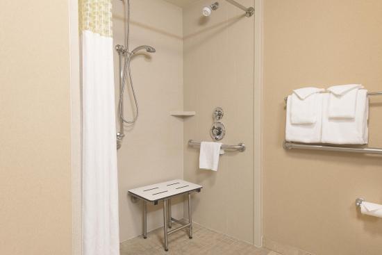 Normal, IL: ADA Bathroom Shower