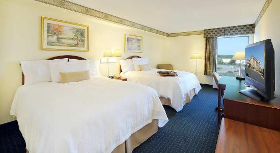 Gaffney, Carolina del Sur: Double Queen Guest Room