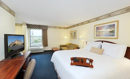 Gaffney, Carolina del Sur: King Size Bed