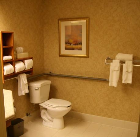 Bow, NH : Fully Accessible Bathroom