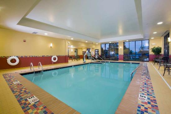 Hampton Inn Reading/Wyomissing: Indoor Pool