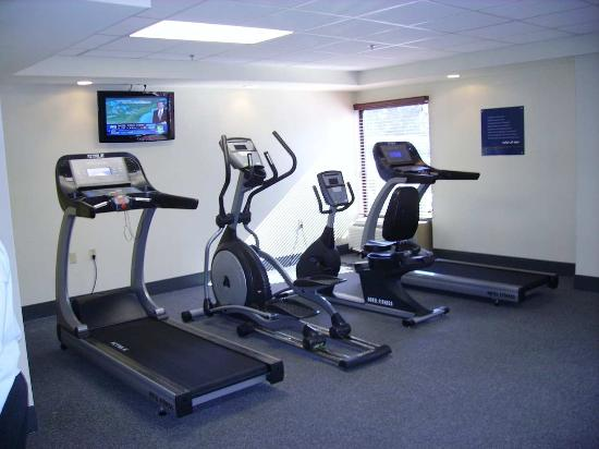 West Columbia, SC: Fitness Room
