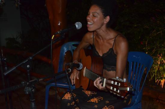 Ananda Wellness Resort: Open Mic Night in our Love Kitchen