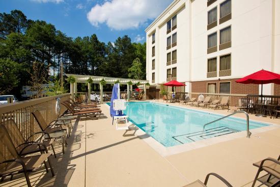 Hampton Inn Atlanta - Northlake: Hampton Pool