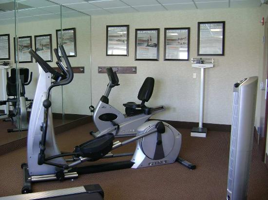 Fort Stockton, TX: Fitness Center