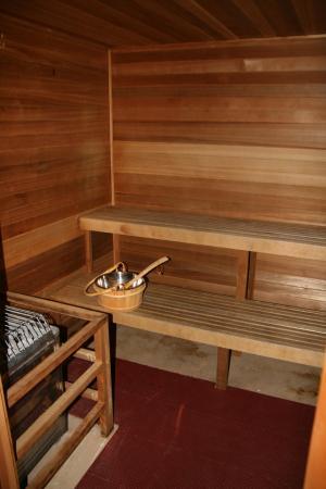 Kerrville, TX: Sauna