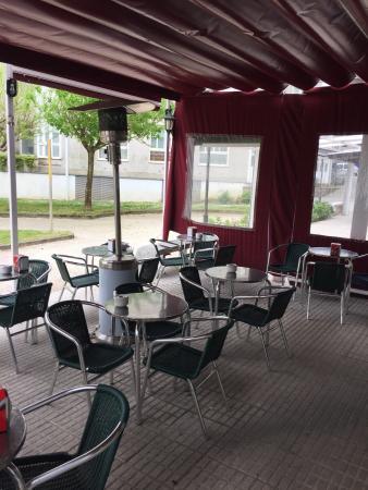 Cafeteria bar Jardin