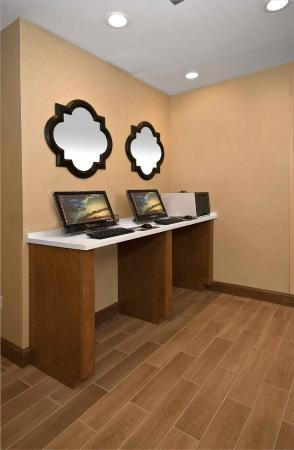 Christiansburg, Βιρτζίνια: Business Center Computers