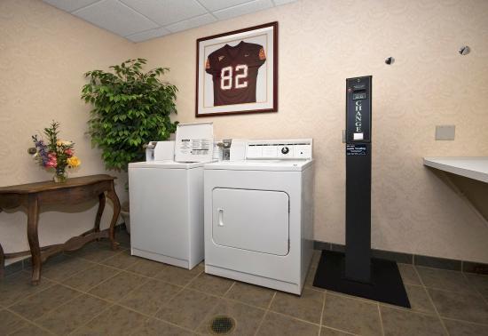 Christiansburg, Βιρτζίνια: Guest Laundry