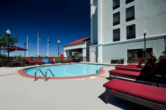 Christiansburg, Βιρτζίνια: Outdoor Pool