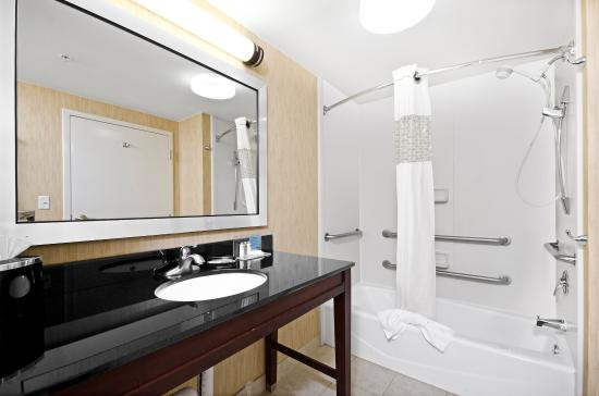 Christiansburg, Βιρτζίνια: Accessible Guest Room