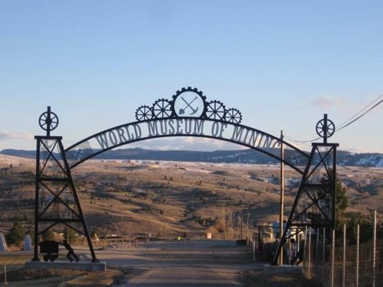 Butte, MT: WMM Arch