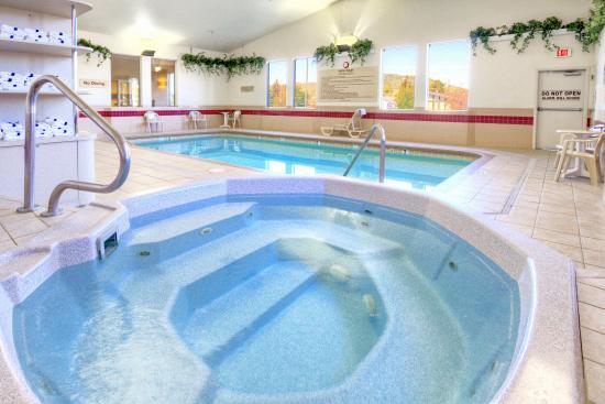 Butte, MT: Indoor Whirlpool