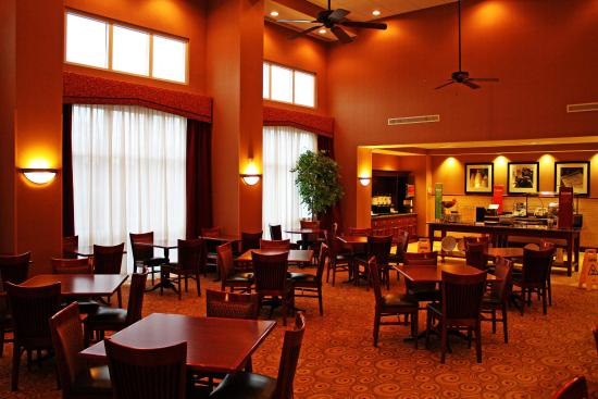 Hampton Inn & Suites Fredericksburg: Lobby