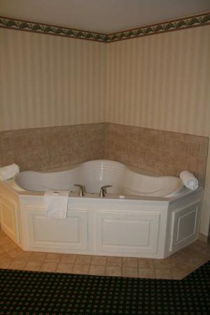 Littleton, Νιού Χάμσαϊρ: Luxury Whirlpool Suite