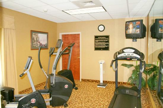 McLeansville, Carolina del Norte: Fitness Center