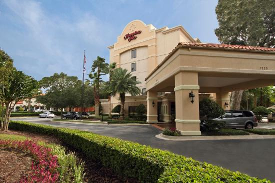 Photo of Hampton Inn Jacksonville/Ponte Vedra Beach-Mayo Clinic Area Jacksonville Beach