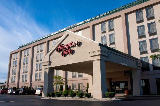 West Seneca, Nova York: Hotel Exterior