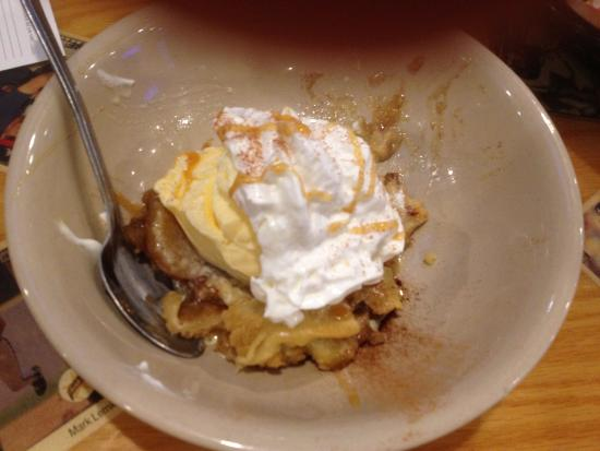 Tully's Good Times: Tully's - Apply Cobbler