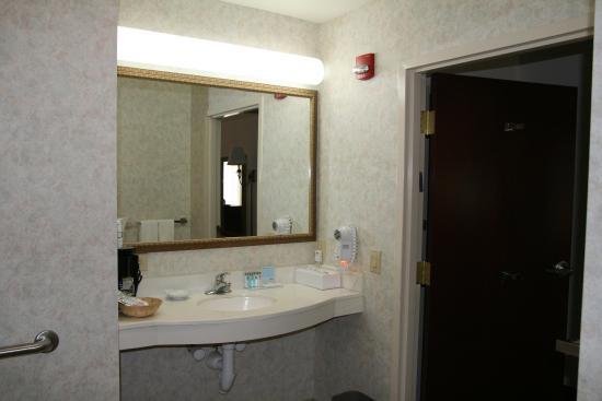 Newberry, Carolina del Sur: Accessible Restroom