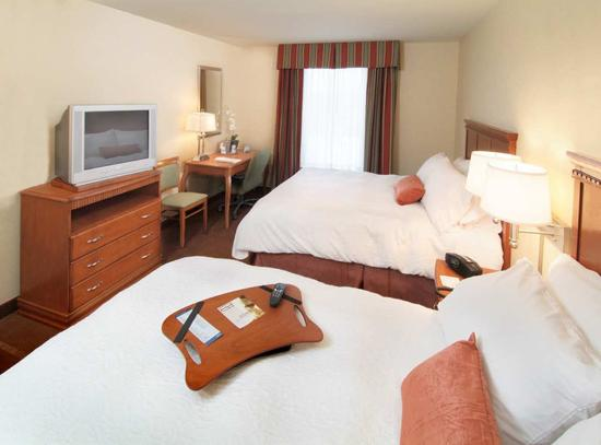 Belle Vernon, Pensilvania: Accessible Double Queen Bedded Room