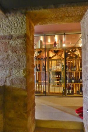 Der Weinschrank - Picture of Landhaus \