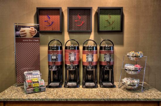 โจนส์วิลล์, นอร์ทแคโรไลนา: Coffee Station