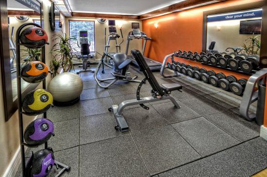 โจนส์วิลล์, นอร์ทแคโรไลนา: Fitness Center