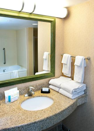 Mill Hall, Pensilvanya: Bathroom Sink