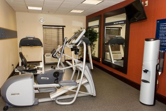 Fairburn, GA: Fitness Center