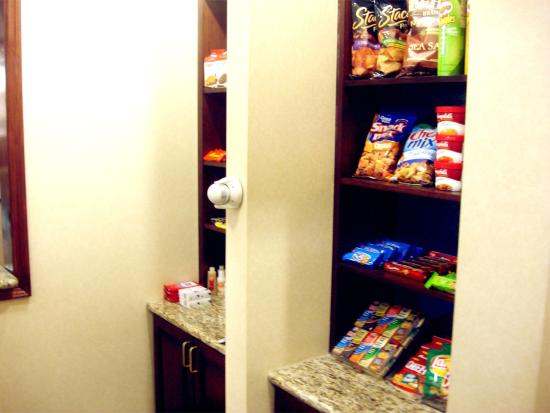 Hampton Inn Atlanta-Fairburn: Suite Shop