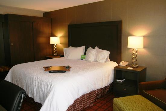 Hampton Inn Durango: Beautiful 1 King Bed Guestroom